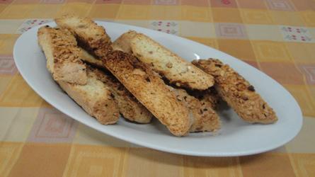 Agriturismo la Candina del Nonno | Gli Sfizi - Biscotti alle nocciole