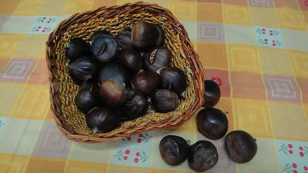 Agriturismo la Candina del Nonno | Gli Sfizi - 'E Veròle - Caldarroste