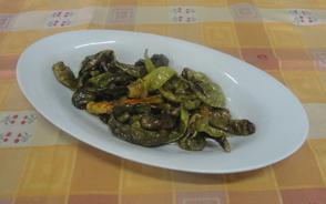 Agriturismo la Candina del Nonno | Peperoncini dolci verdi