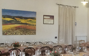 Agriturismo la Candina del Nonno | I tavoli