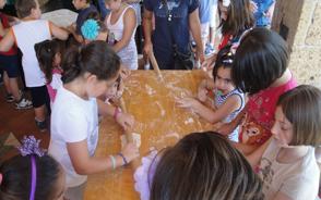 Masserie del Nonno | La Fattoria Didattica - Dalla farina alla pasta