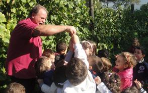 Masserie del Nonno | La Fattoria Didattica - A caccia di uva